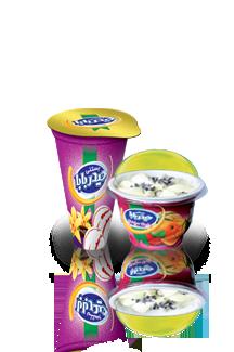 بستنی های لیوانی